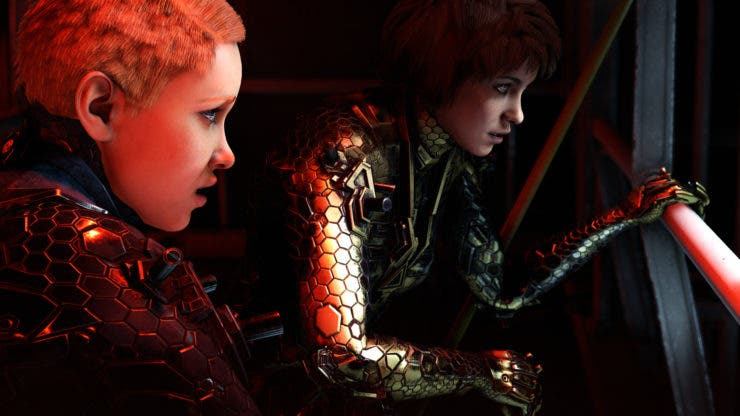 Todavía no está disponible, pero así luce Wolfenstein: Youngblood con Ray Tracing 1