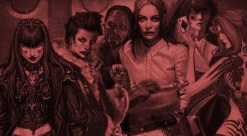 Los creadores de The Council preparan otro RPG de Vampire: The Masquerade 2