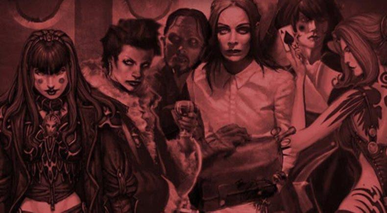 Los creadores de The Council preparan otro RPG de Vampire: The Masquerade 1
