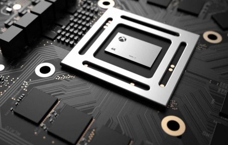 Los primeros juegos exclusivos de Xbox Scarlett podrían ser compatibles con Xbox One 1
