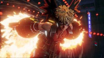 Bakugo, de My Hero Academia, llegará a Jump Force próximamente 6
