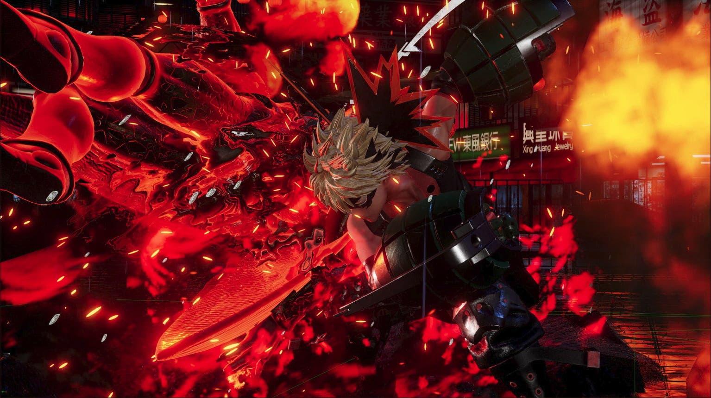 Bakugo, de My Hero Academia, llegará a Jump Force próximamente 2
