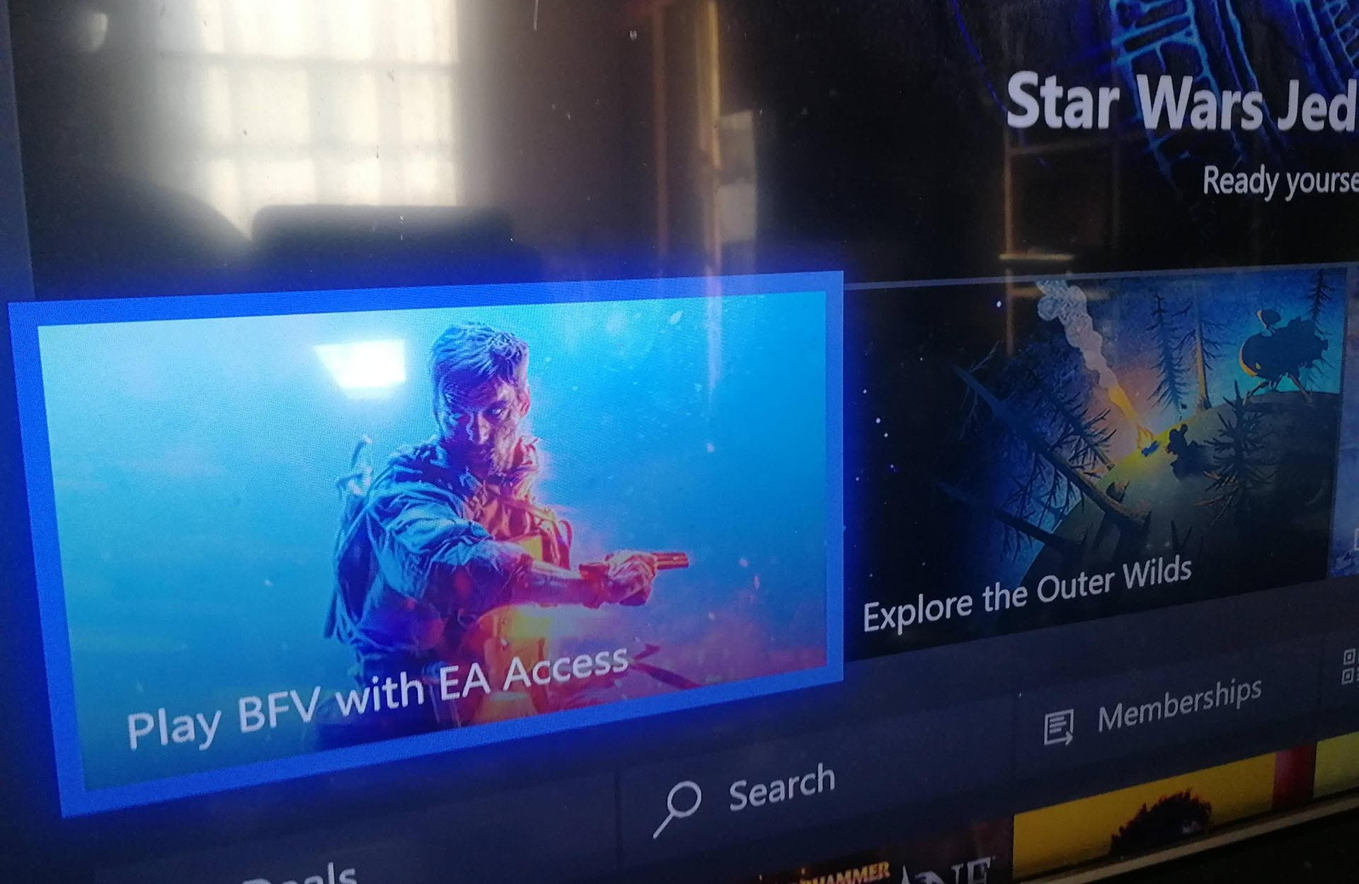 La llegada de Battlefield V a EA Access parece inminente