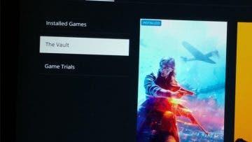 Battlefield V disponible gratis en The Vault, vía EA Access 3