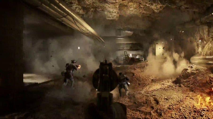 Primer vistazo a Operation Underground, el nuevo mapa de Battlefield V