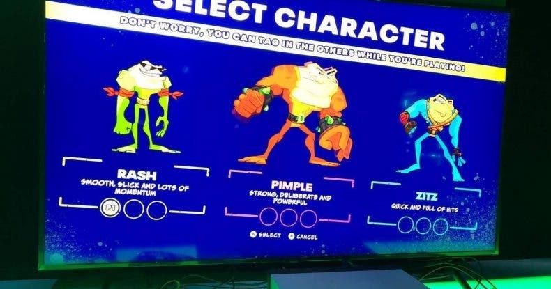 Battletoads deja ver su cooperativo en un gameplay del E3 2019 1
