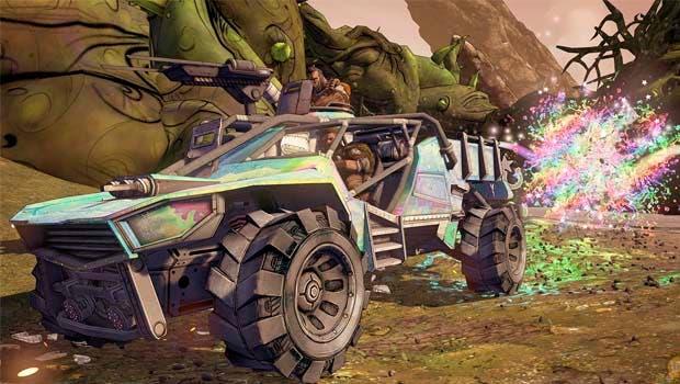 Nuevas pistas sobre el DLC gratuito de Borderlands 2, Commander Lilith & The Fight For Sanctuary 1