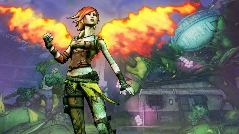 Ya disponible el DLC gratuito de Borderlands 2, La comandante Lilith y la lucha por Sanctuary