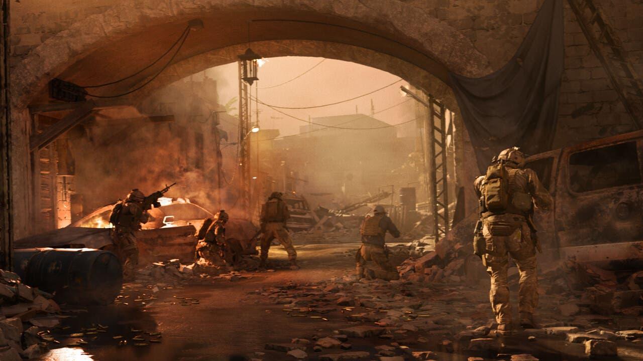 Analizan en profundidad el motor gráfico del nuevo Call of Duty: Modern Warfare