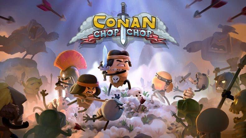 Conan Chop Chop anuncia su fecha de lanzamiento en el E3 2019 1