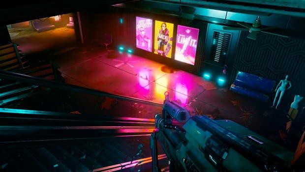 Primeras imágenes de Cyberpunk 2077 usando Ray Tracing