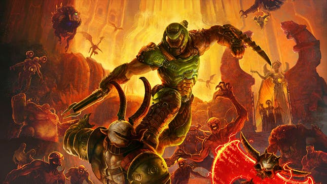 Impresiones de DOOM Eternal 8