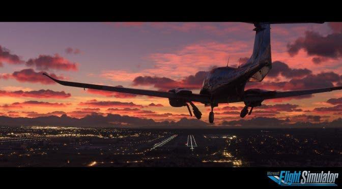 Microsoft Flight Simulator está siendo diseñado para PC, pero llegará a Xbox