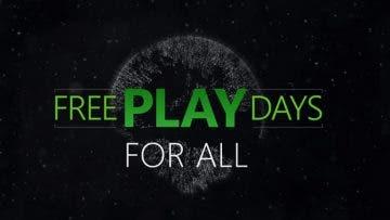 Desvelados los juegos gratuitos para este fin de semana por los Free Play Days 10