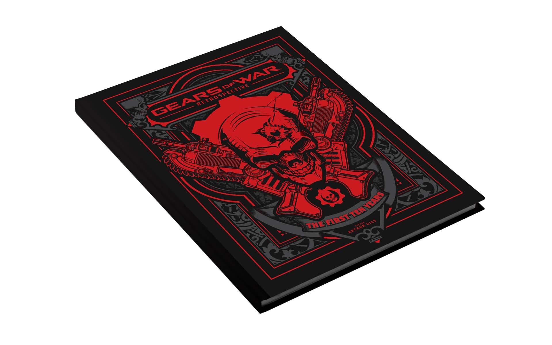 Se presenta Gears of War: Retrospective, un libro con los 10 años de la saga