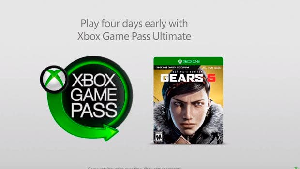 [CONFIRMADO] Gears 5 Ultimate estaría disponible a través de Xbox Game Pass Ultimate 2