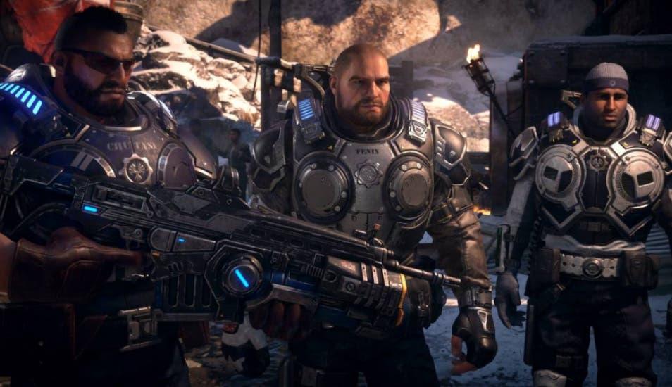 Nuevo gameplay de Gears 5 presentando las clases del Modo Escape con Lahni