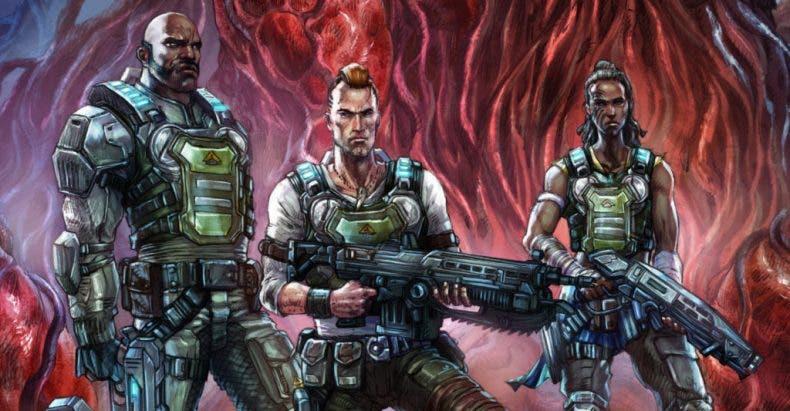 Conoce a los Hivebusters, los protagonistas del modo escape de Gears 5 1