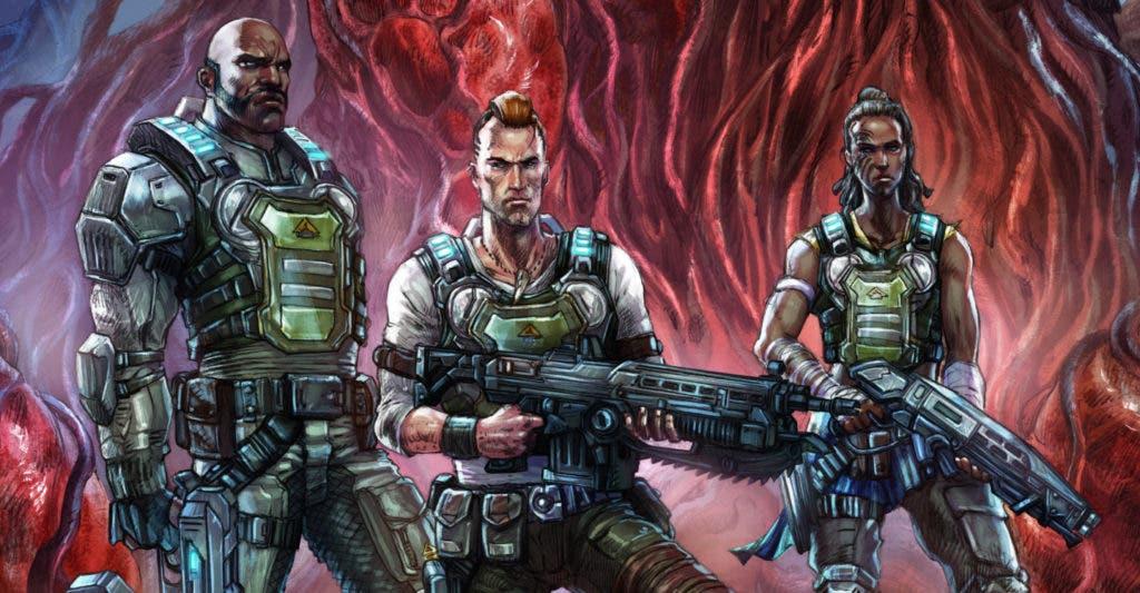 Gears 5 confirma juego cruzado entre Xbox One y PC, incluyendo el Modo Escape