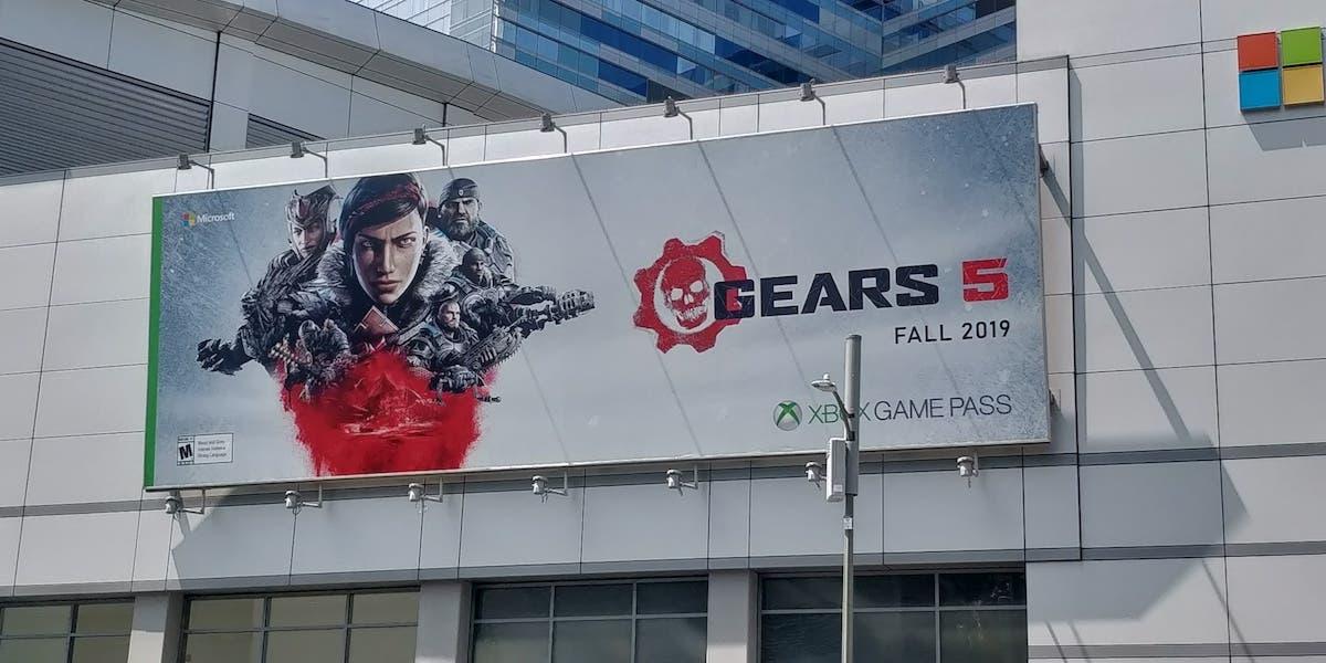 Gears 5 llegará en otoño de 2019 directamente a Xbox Game Pass