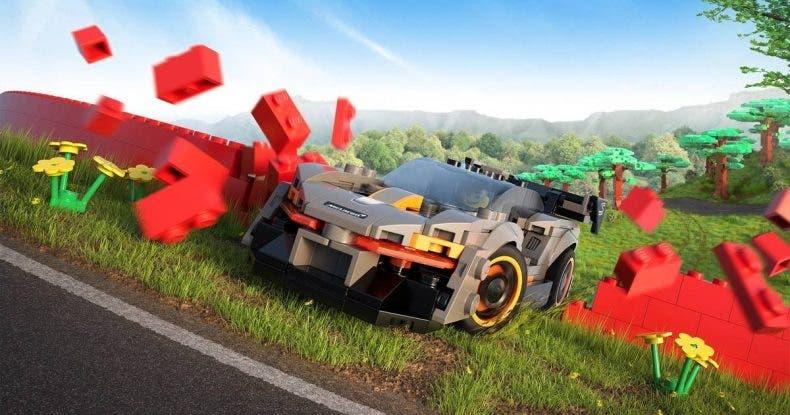 Así se combina Forza Horizon 4 y Lego para la segunda expansión 1