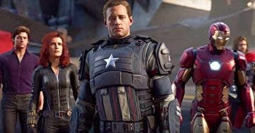 La edición coleccionista de Marvel's Avengers incluirá una figura del Capitán América 3