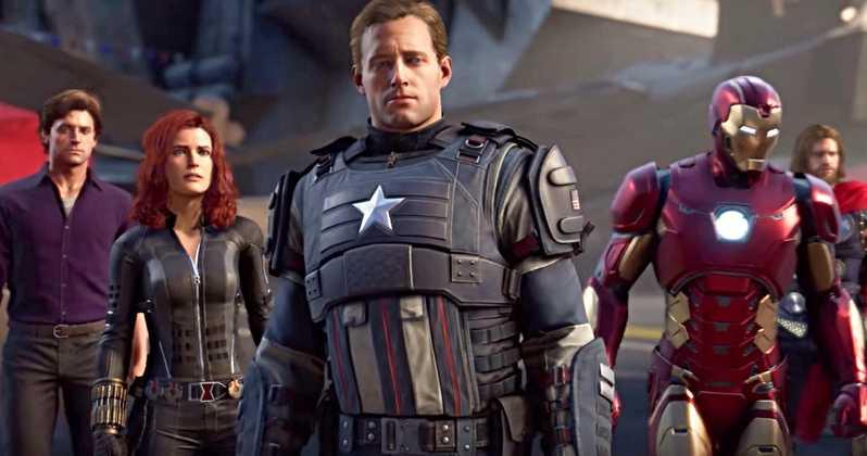 Desvelados nuevos detalles del sistema de loot de Marvel's Avengers 2