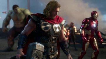 Marvel's Avengers cambia el diseño de Thor, entre otras cosas 2