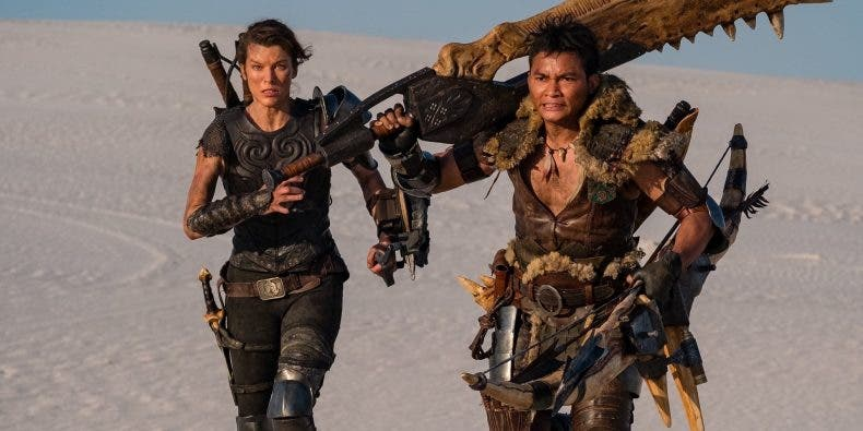 La película de Monster Hunter sufre un considerable retraso