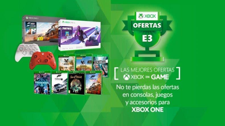 Llegan las Ofertas del E3 2019 a GAME, con descuentos en consolas, mandos y juegos 1
