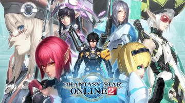 Anunciado Phantasy Star Online 2 en la conferencia del E3 de Microsoft 7