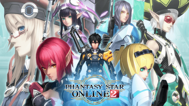 Anunciado Phantasy Star Online 2 en la conferencia del E3 de Microsoft 1