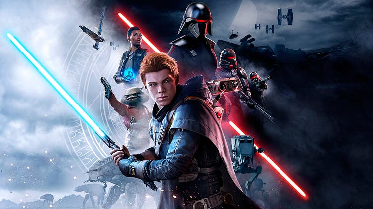 Grandísima oferta de Star Wars Jedi Fallen Order para Xbox One 5