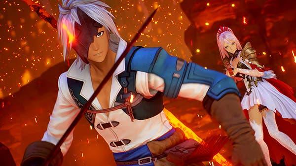 Tales of Arise introduce a sus protagonistas, Alphen y Shionne 1