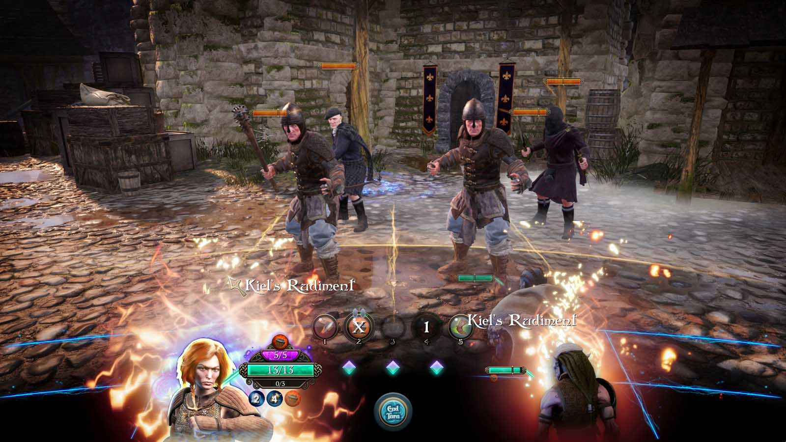 Lo nuevo de inXile, The Bard's Tale IV, llegaría a Xbox One en 2019
