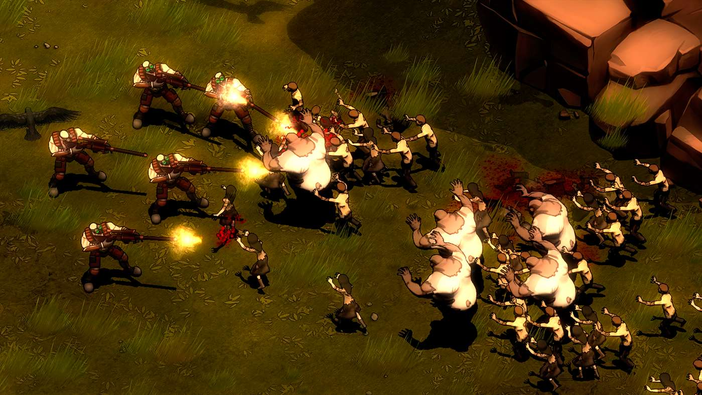 They Are Billions confirma soporte teclado y ratón en Xbox One