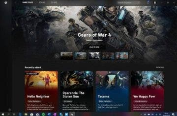 Así es la nueva aplicación Xbox para Windows 10 1