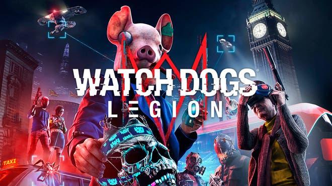 Lo que sabemos de Watch Dogs Legion tras el E3 2019 1
