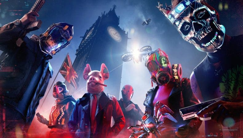 Watch Dogs Legion lanza una pulla a Cyberpunk 2077