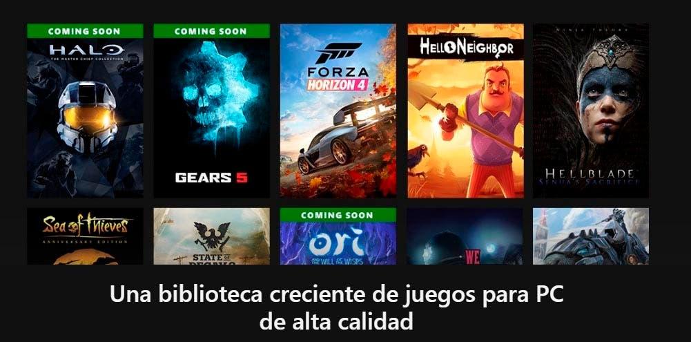 Ya disponible Xbox Game Pass para PC, también a 1€ 2