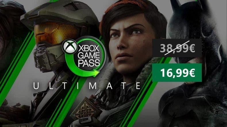 Consigue 3 meses de Xbox Game Pass Ultimate a mitad de precio 1