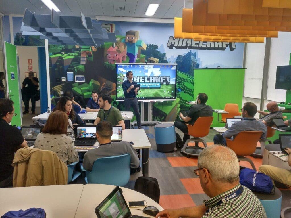 Microsoft nos enseña a enseñar jugando en el EduGameDay 5