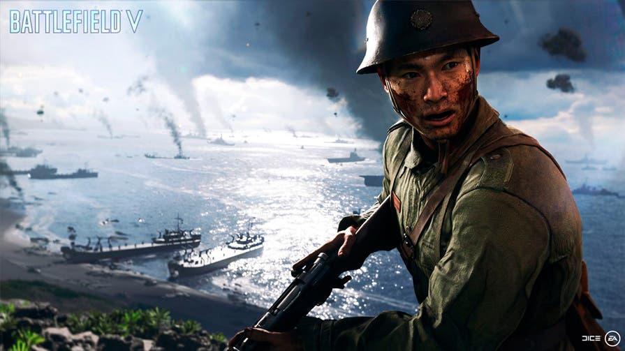 Anunciadas las novedades de Battlefield V en el E3 2019 2