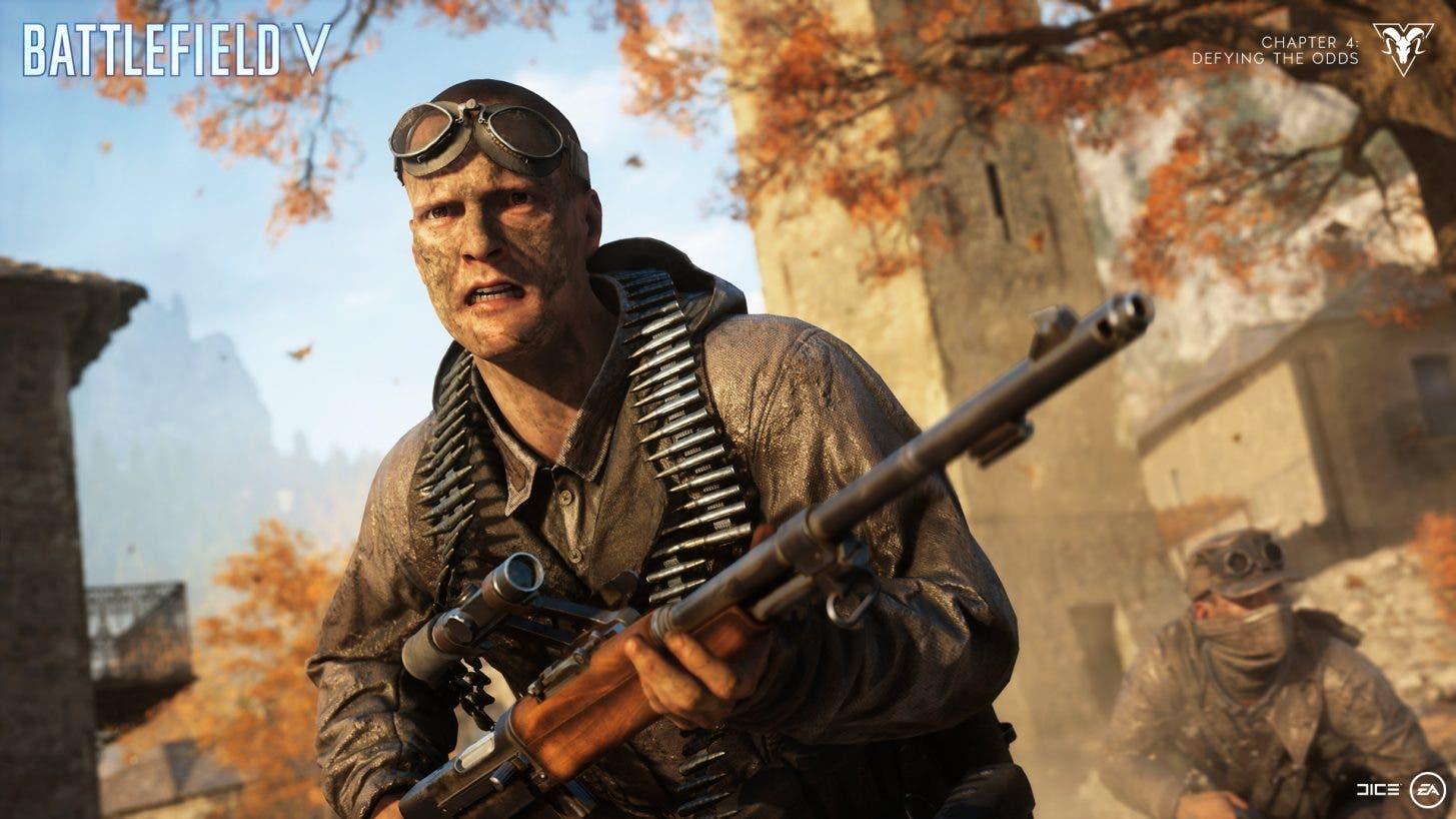 actualización capítulo 4 Battlefield V