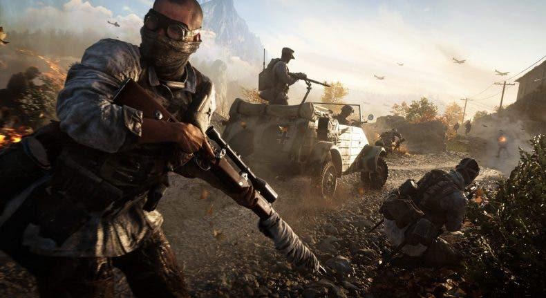 Estas son las novedades de la primera gran actualización del capítulo 4 de Battlefield V 1