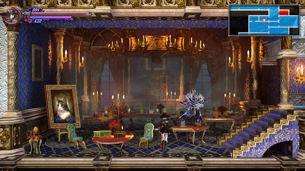 Análisis de Bloodstained: Ritual of The Night - Xbox One 5