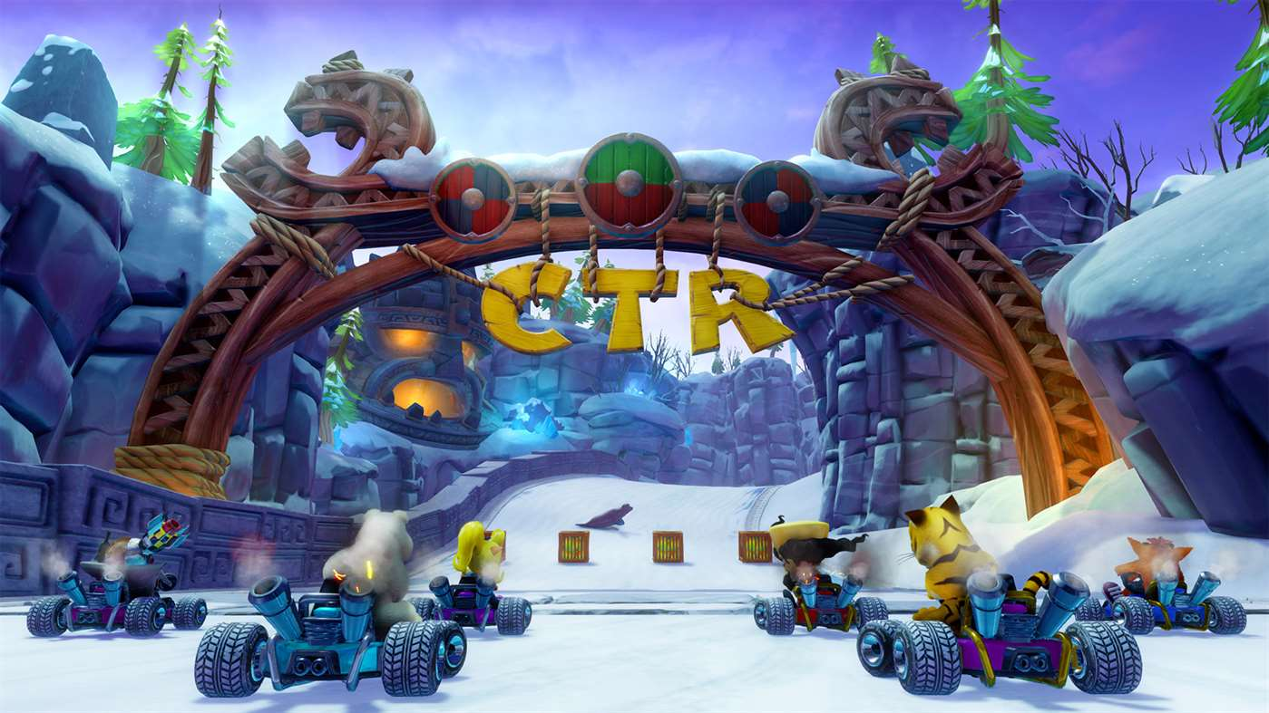 Análisis de Crash Team Racing Nitro-Fueled - Xbox One 1