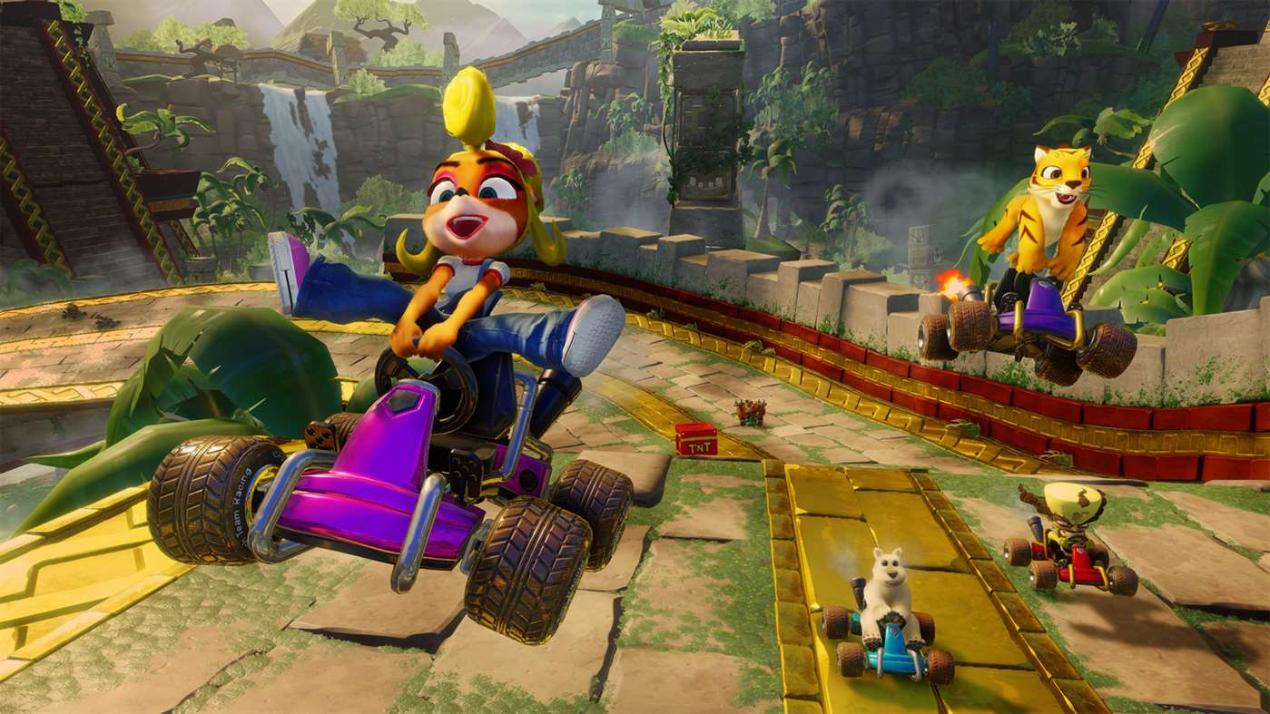 Análisis de Crash Team Racing Nitro-Fueled - Xbox One 2