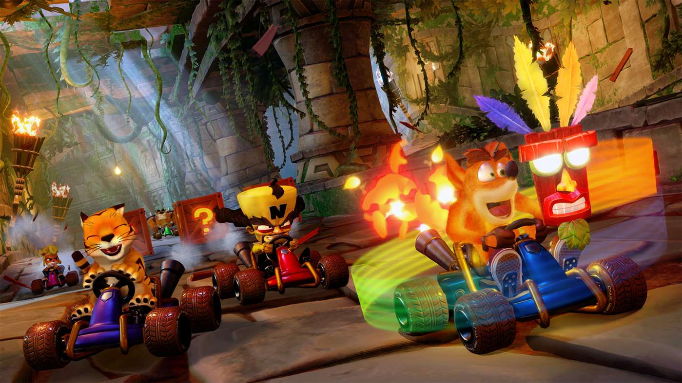 Análisis de Crash Team Racing Nitro-Fueled - Xbox One 3
