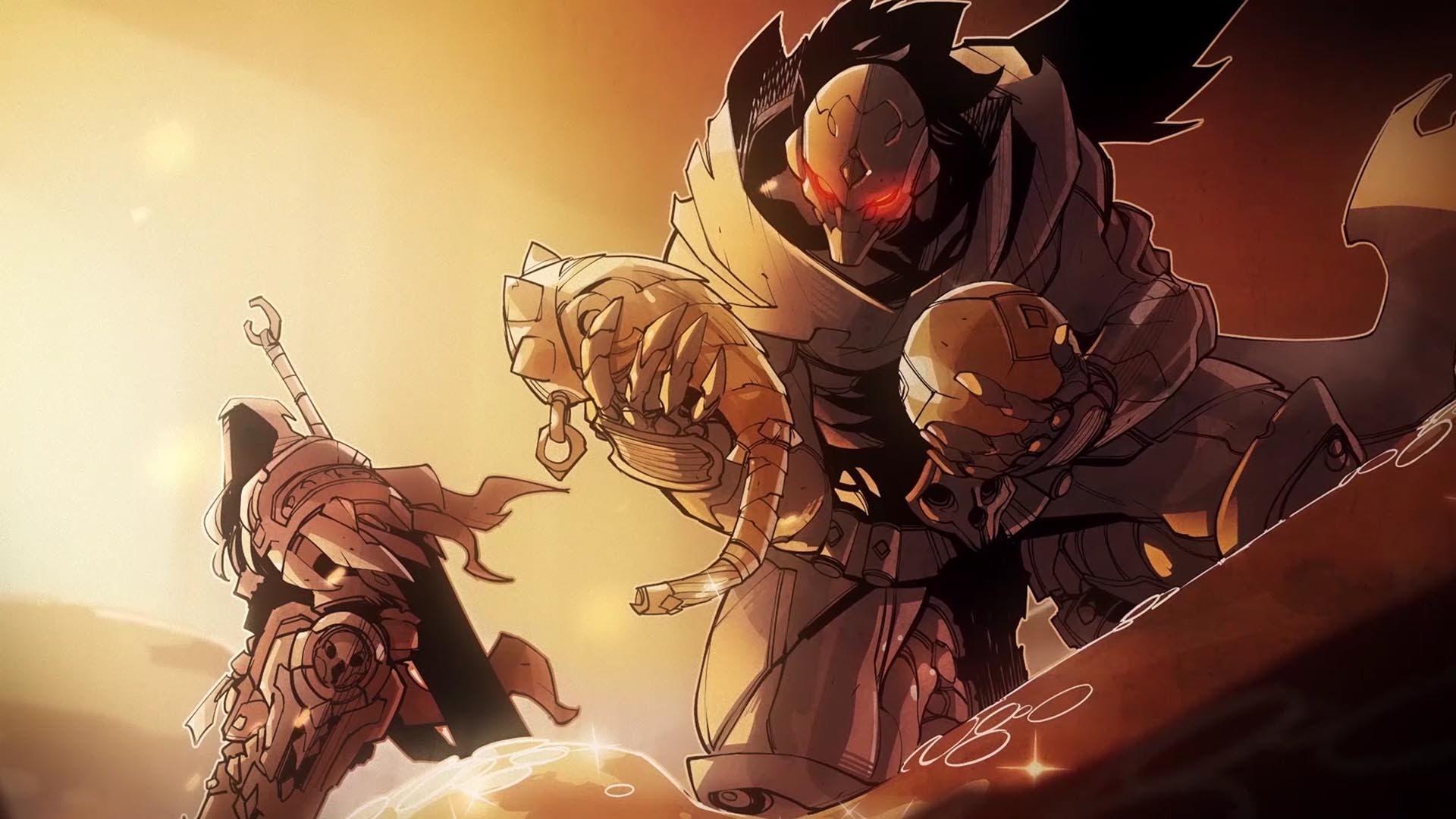 Darksiders Genesis confirma su lanzamiento y llegará más tarde en consolas